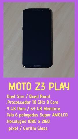 Smartphone Moto Z3 Play - Foto 3