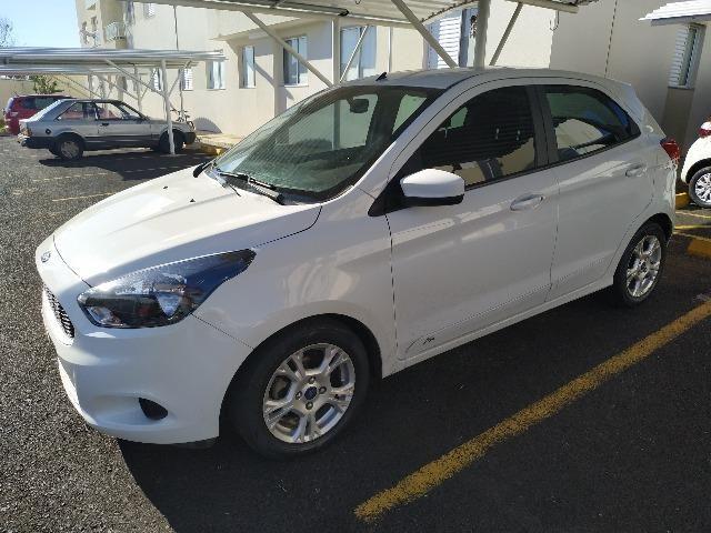 Ford KA 1.0 SEL - 2016 - IPVA 2020 pago - Foto 2