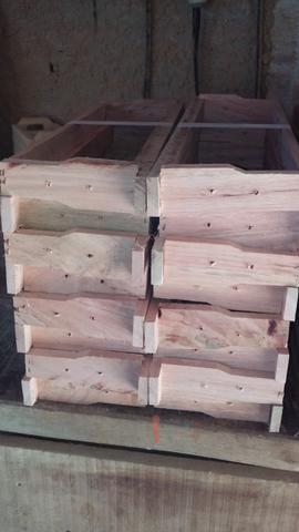 Caixilhos para caixa de abelha - Foto 4
