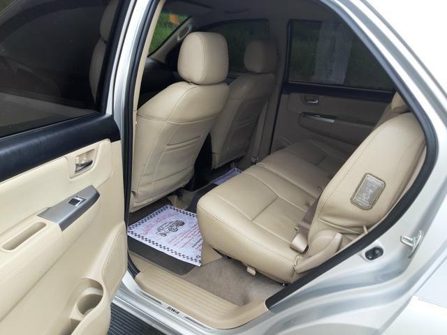 Toyota hilux sw4 sr top flex com gnv ano 2014 - Foto 9