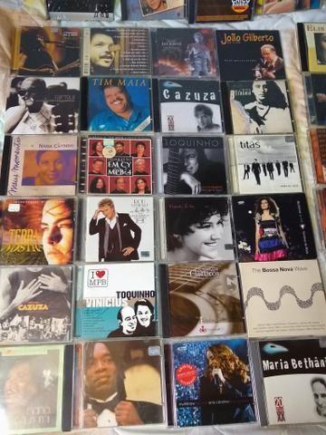 CD todos impecáveis