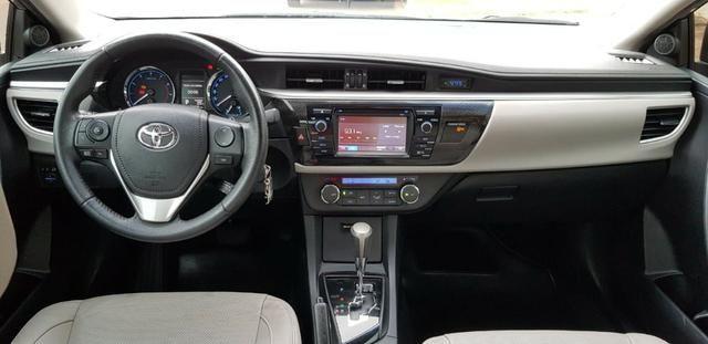 Corolla Extra!! Semi novo. XEI 58.600km - Foto 5
