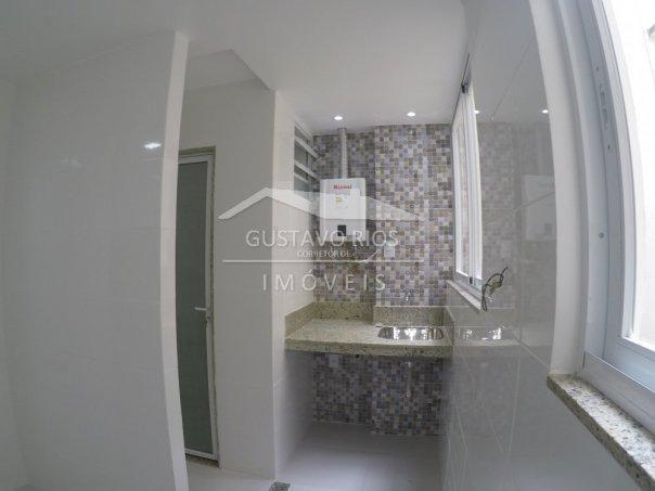 Apartamento Leme 2 quartos 1 suite excelente oportunidade pronto para morar - Foto 11