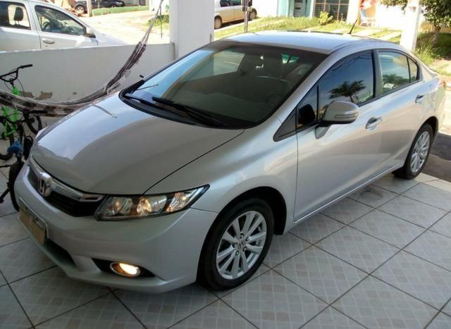 Honda civic lxr 2.0 2013 /14 autômatico