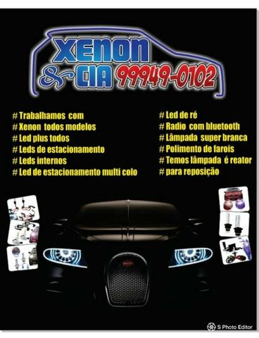 Xenon Leds reator - Foto 2