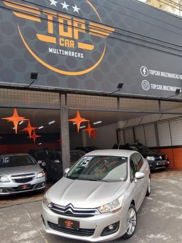 C4 lounge 2015/2015 1.6 tendance 16v turbo gasolina 4p automático