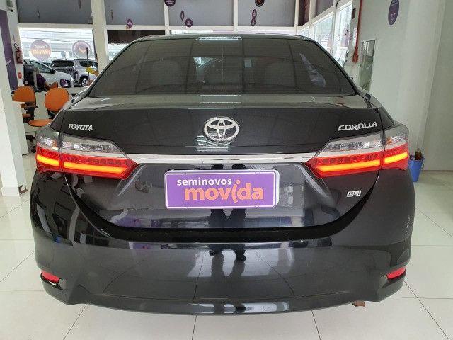 Toyota Corolla 2019 com garantia de fábrica, perícia cautelar aprovada e único dono - Foto 9