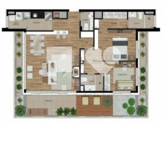 Apartamento à venda com 2 dormitórios em Jardim do salso, Porto alegre cod:28-IM417459 - Foto 9