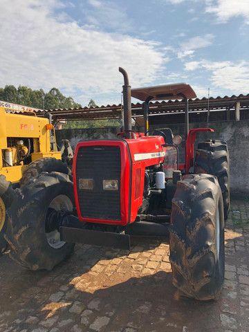 Trator Massey 297 4x4 Ano 2003