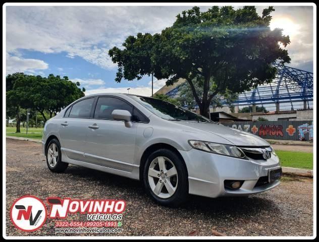 Honda Civic Lxs 1.8 Manual 09/10 - Foto 8