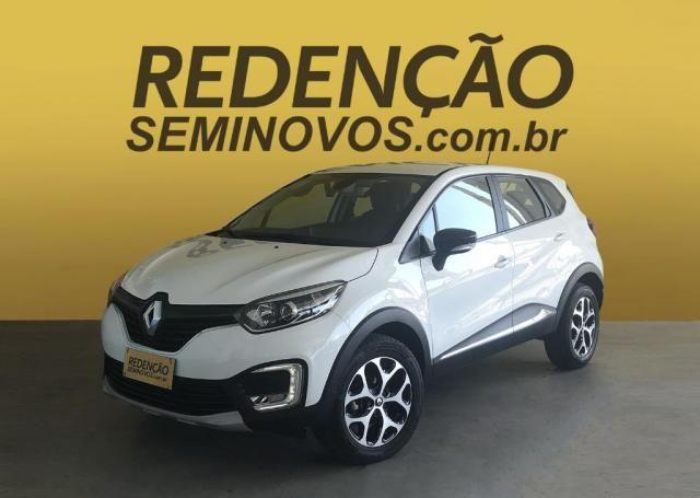 Renault CAPTUR Intense 1.6 16V Flex 5p Aut. - Foto 2