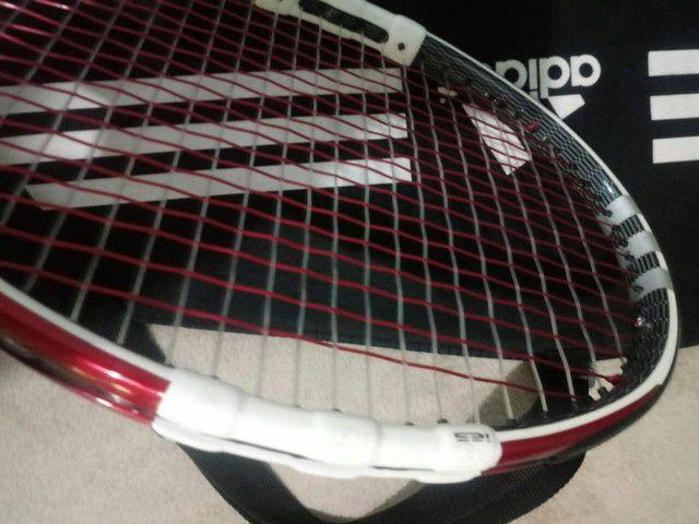 Raquete de Tênis Adidas Barricade - Foto 4