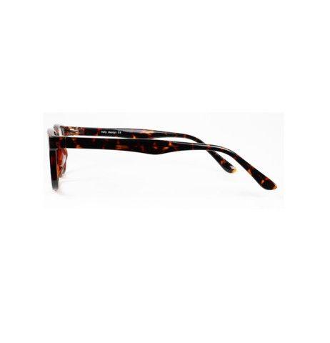 Armação para Óculos de Grau Feminino Totus 361 HVB 5,3 cm - Foto 3