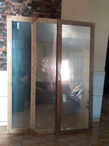 Promoção de espelhos extra grande metragem 1.82 x 0.63