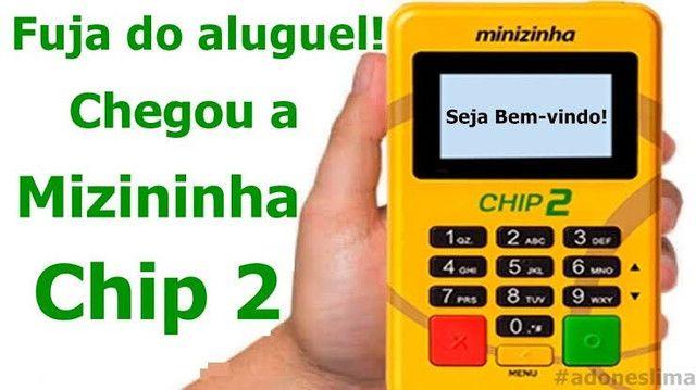 Máquininha de cartão com Chip 2 - Foto 4