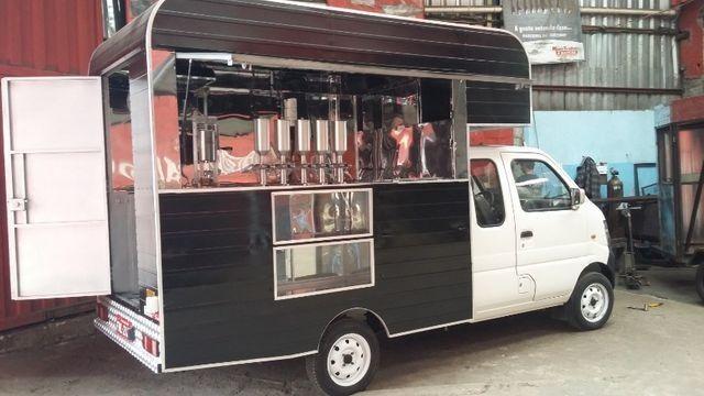 Food truck hr kia bongo - Foto 5