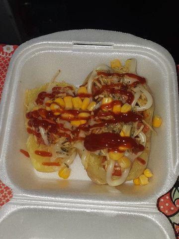 Batatas Recheadas - Foto 4