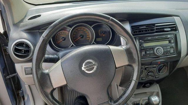 Nissan Livina SL 1.6 Cinza 2010 Completa, Carro em Excelente Estado - Foto 11