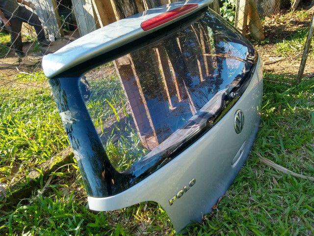 Portas e capo traseiro de polo hatch 2006 $ 700,00 TUDO - Foto 8