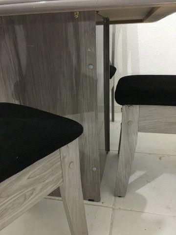 Mesa e cadeiras - Foto 3