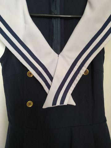 Fantasia de marinheira, tamanho M - Foto 2