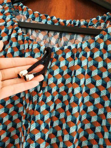 Blusa manga longa - P - Foto 3