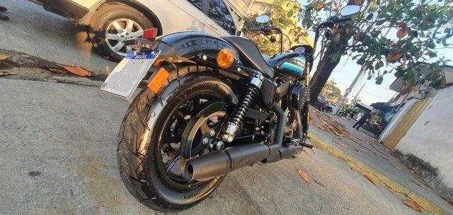 Harley Davidson Sportster XL 1200 2019 com 6000km - Foto 18