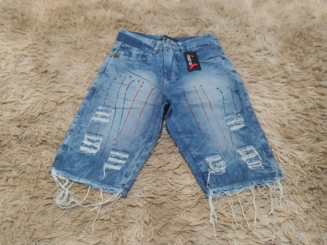 Bermudas Jeans promoção  - Foto 4