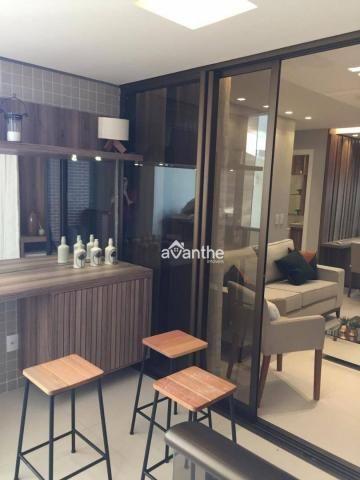 Apartamento com 2 dormitórios à venda, 59 m² por R$ 468.320 - Ininga Zona Leste - Teresina - Foto 8