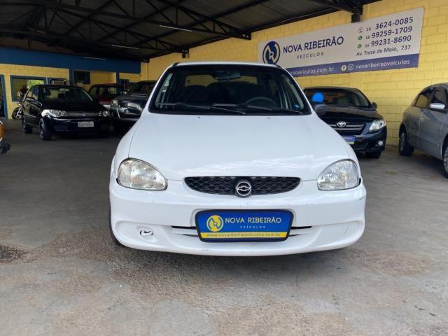 Chevrolet GM Corsa Super 1.0 Branco - Foto 2
