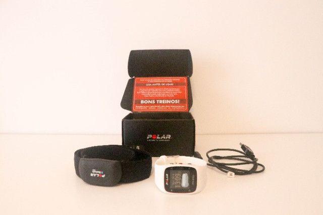 Relógio Polar M400 com GPS e Monitor Cardíaco (usado) - Foto 3