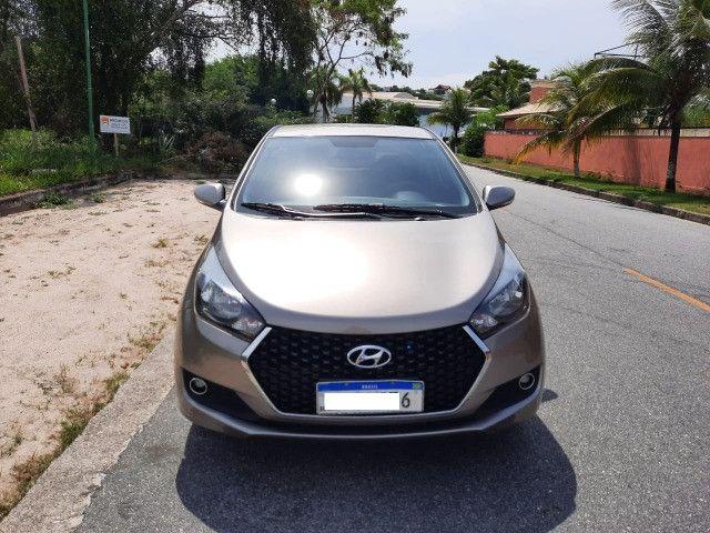 Hyundai HB20S (Sedan) - 2018/2019 Automático 1.6