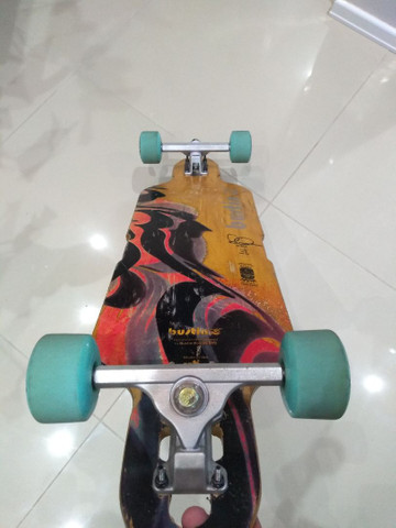 Longboard completo top - Foto 6