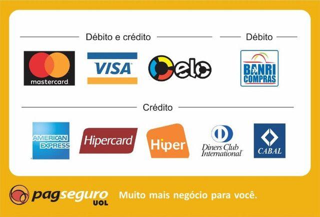 Vendo Máquina de Cartão PagSeguro - Minizinha Chip 2 - Foto 2
