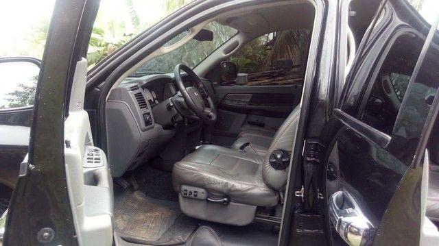Dodge RAM 4x4 impecável  - Foto 4
