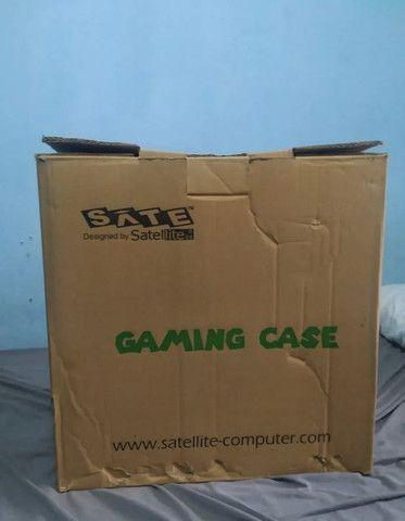 Gabinete Gaming Case K354