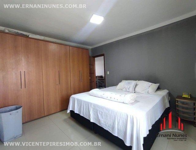 Casa 4 Qtos 3 Stes, 2 Pavimentos em Arniqueiras - Ernani Nunes - Foto 16