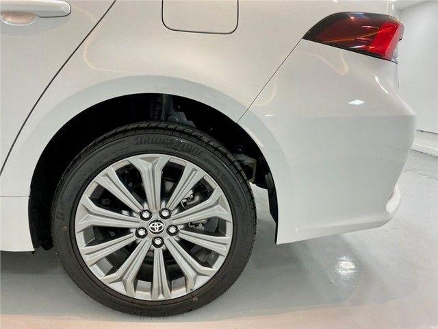 Toyota Corolla 2022 2.0 vvt-ie flex xei direct shift - Foto 8