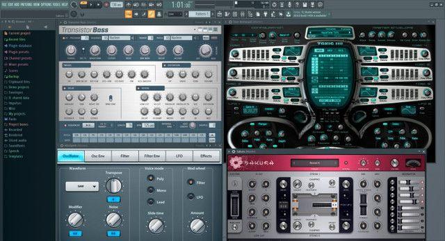 FL studio 20 com plugin flex - Foto 4