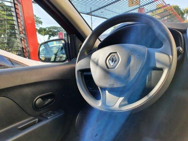 """Renault Logan Authentique 1.0 Flex """" Perfeito para Uber e 99 pop """"  - 2020 - Foto 11"""