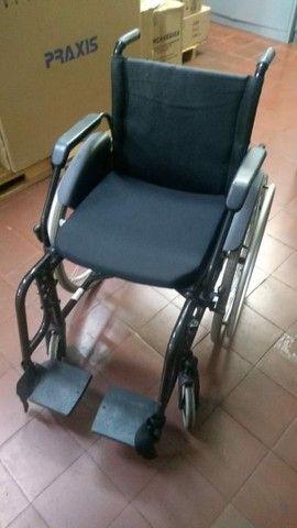 Cadeira de rodas nova Jaguaribe - Foto 3