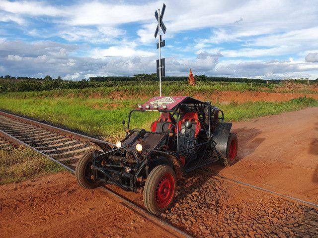 Gaiola buggy motor ap 1.6  - Foto 3