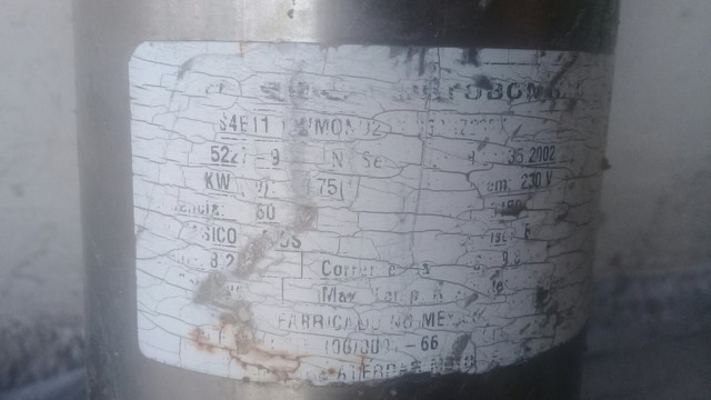 Bomba palito poço profissional - Foto 3