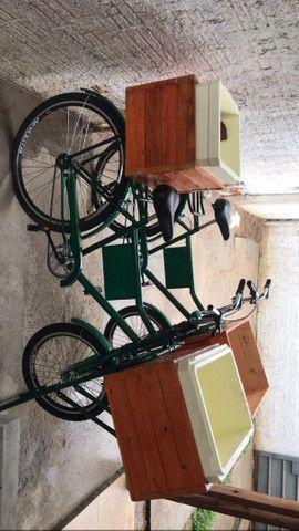 Bicicleta cargueira NOVA. Leia anúncio. - Foto 2
