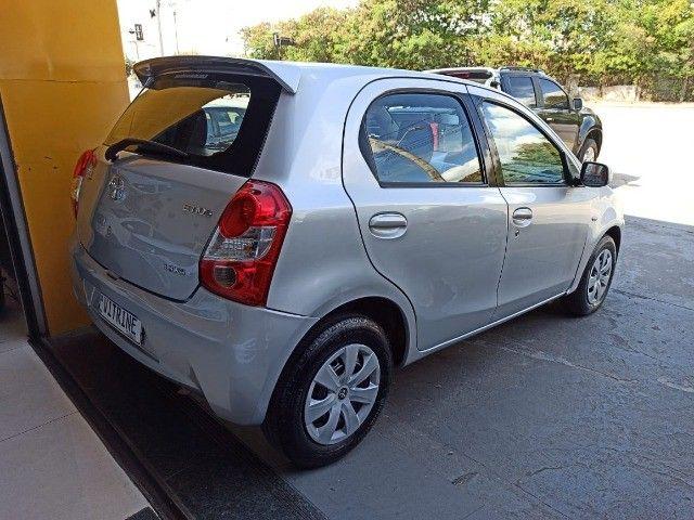 Etios XS Hatch - Muito NOVO - Confira! - Foto 5