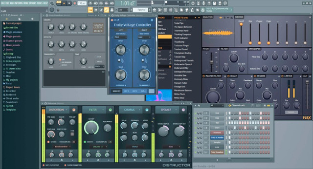 FL studio 20 com plugin flex - Foto 2