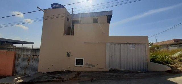 Casa com terraço no bairro Boa Vista de Minas em Nova Serrana.