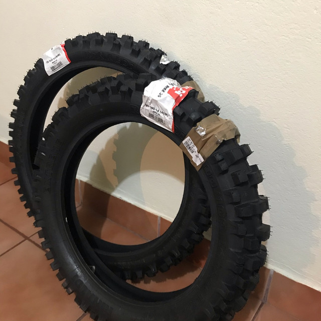 par de pneu rinaldi rmx 35
