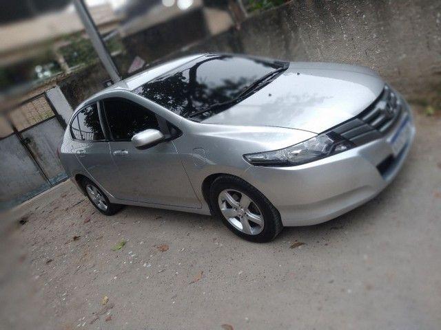 Vendo ou Troco Honda city automático 2011
