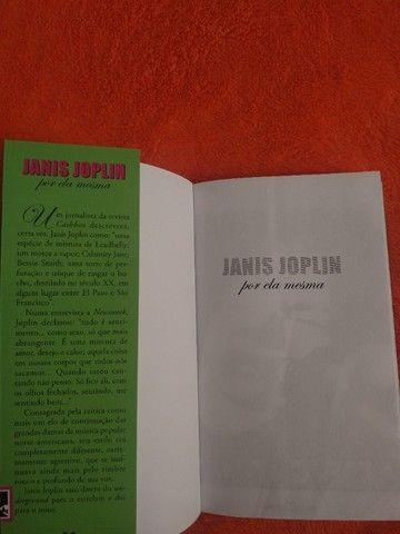 Livro Janis Joplin por ela mesma - Foto 3